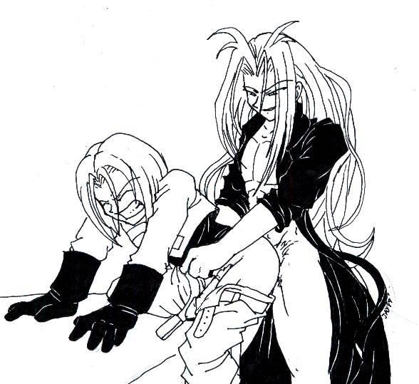 Showing Porn Images For Sephiroth Tifa Porn